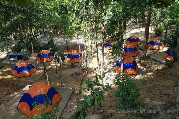 Lalang's Chalet & Campsite, Kelantan