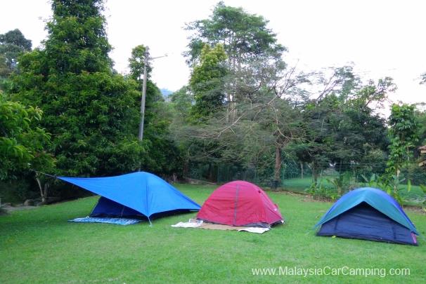 amber camping ground
