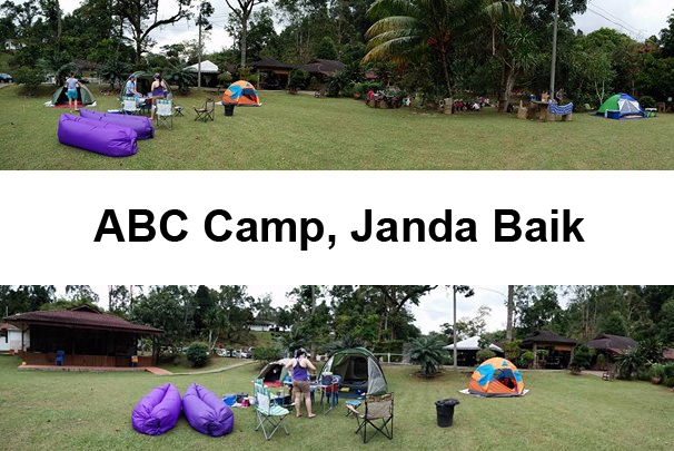 ABC Camp at Janda Baik