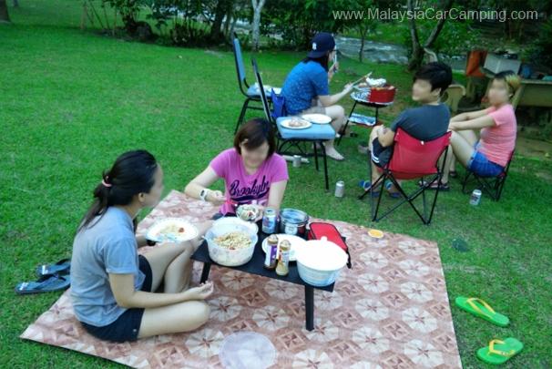 picnic athe field