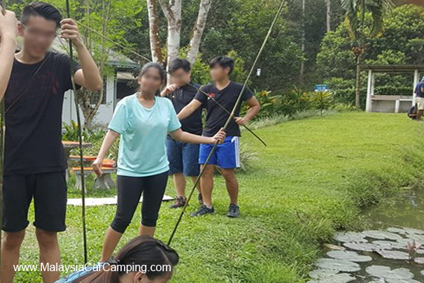If you love fishing, you may bring along your fishing rods to do the fishing, they have 2 fishing ponds over here. There's fee for fishing is RM10 per hour (the catch is charged separately). However, if you just wish to eat fish without doing the hard work, just order from the owner.