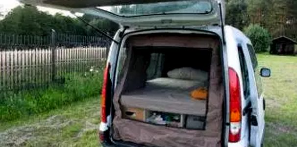DIY Car Camping Ideas
