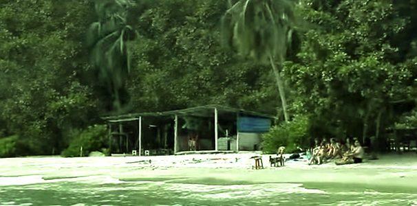 Monkey Beach Penang Cast Away