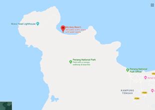 Monkey Beach, Teluk Bahang Penang