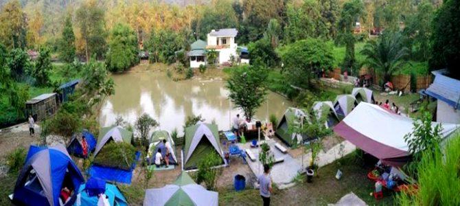 Hulu Langat Home Stay Eco Farm Campsite