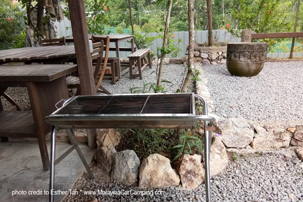 Broga Bliss Eco Garden Campsite