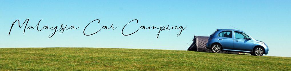 Malaysia Car Camping