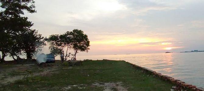 Port Dickson Beach Camping