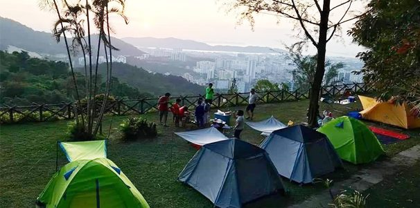 The Hill Penang Campsite