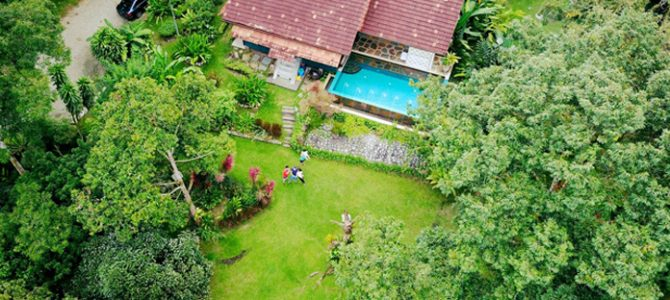 Aman Dusun Orchard & Farm Retreat-Hulu Langat