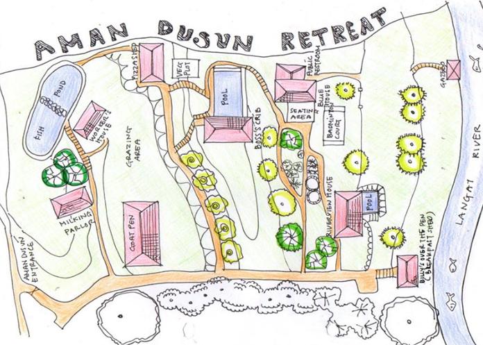 map drawing