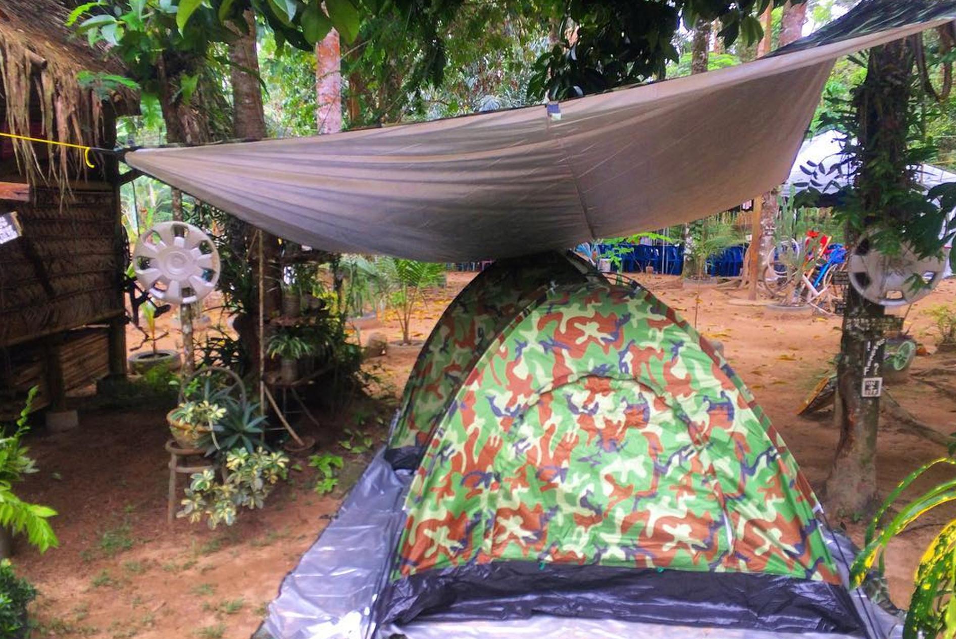 Camping @ Perkhemahan dan Chalet Sungai Bil Cool Spring