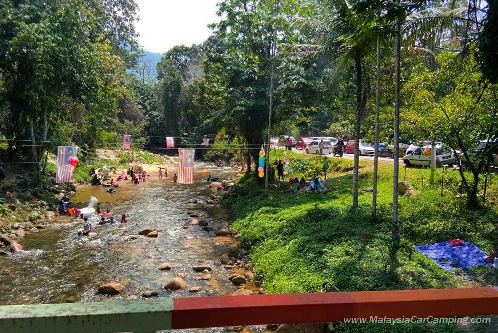 Sungai Bil Cool Spring