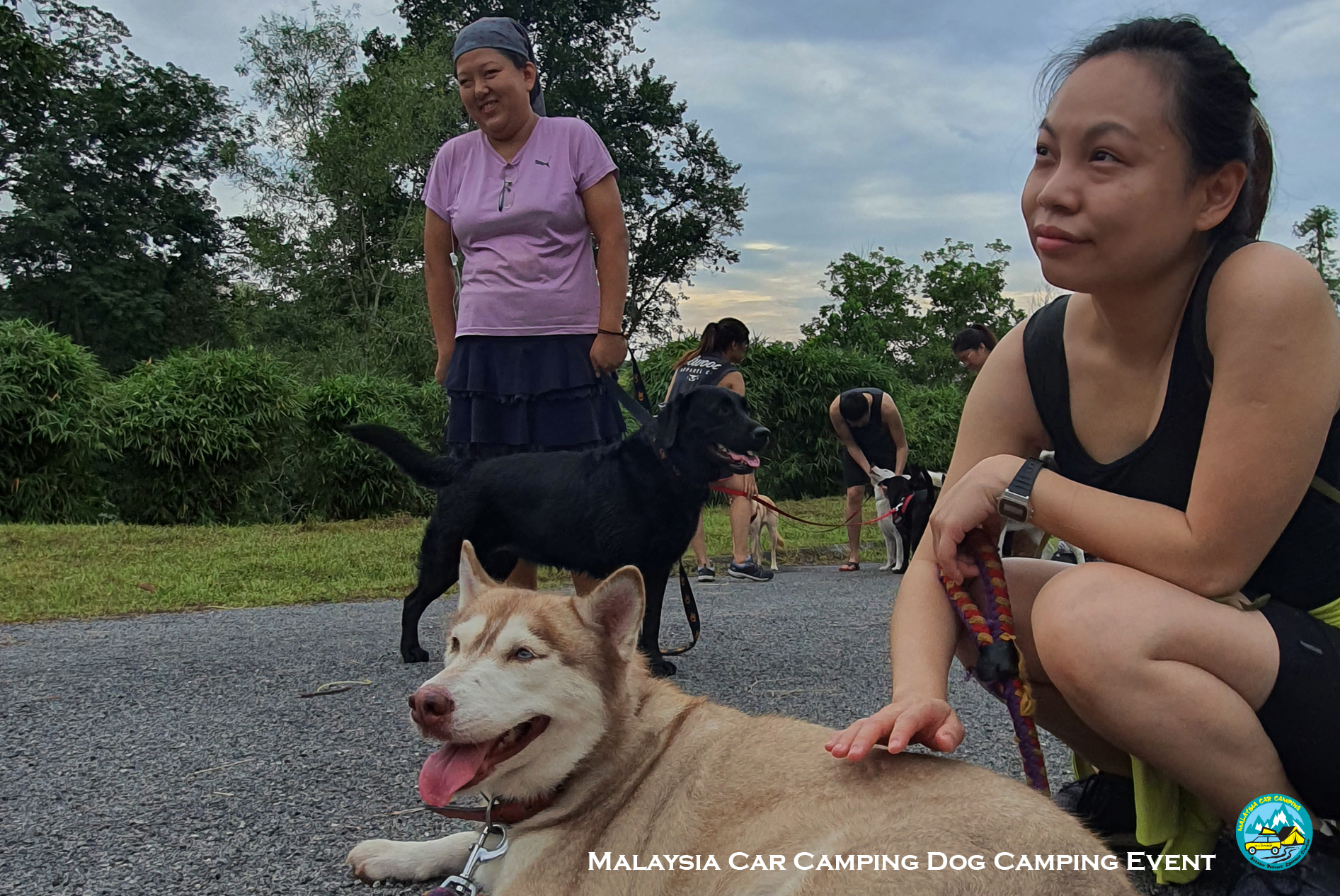 hiking_with_dog_malaysia_dog_camping_event_selangor_camping_site_malaysia_car_camping_private_event_organizer-1