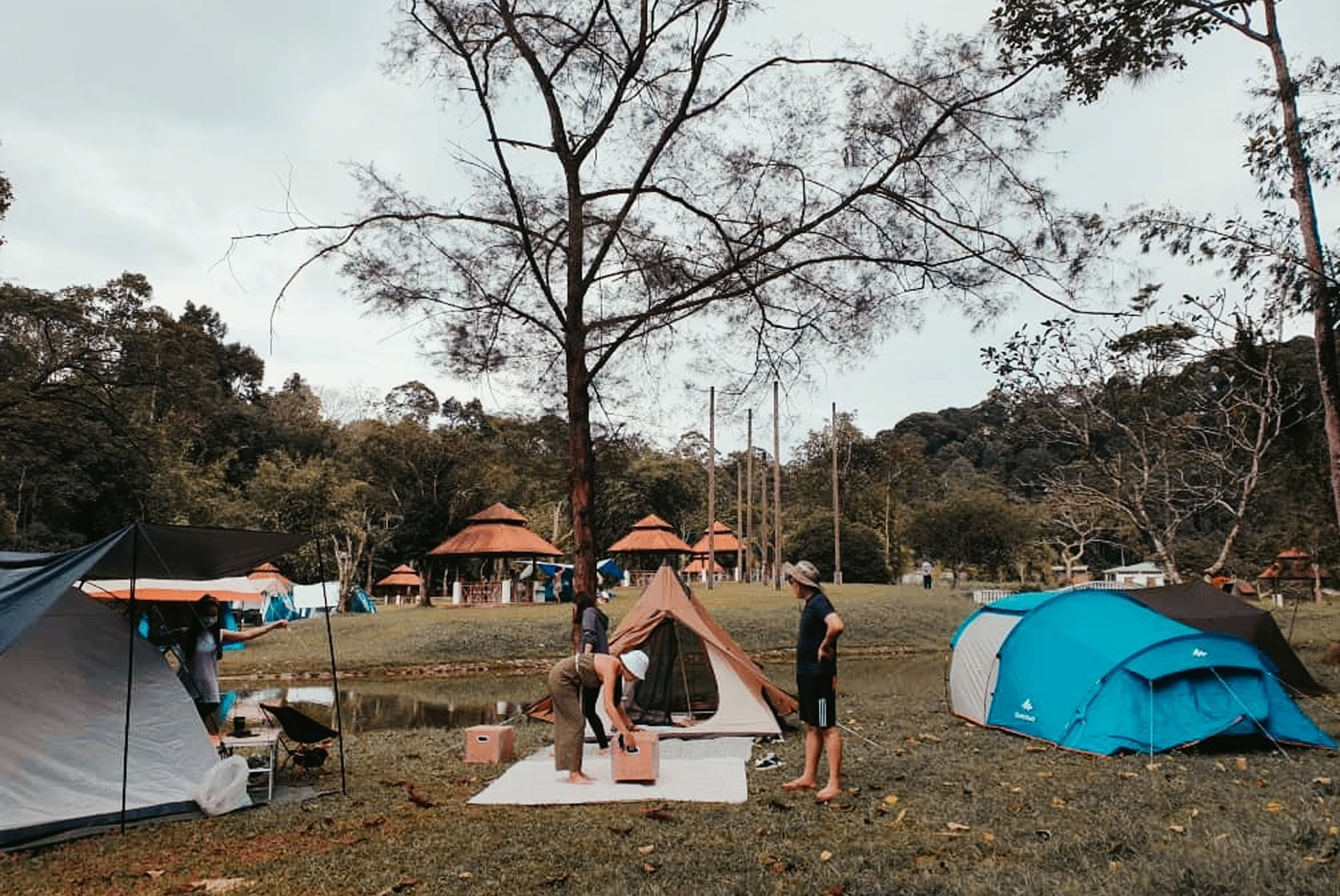 Resort_Taman_Rimba_Komanwel_Rawang_campsite_malaysia_car_camping_private_event_organizer-33