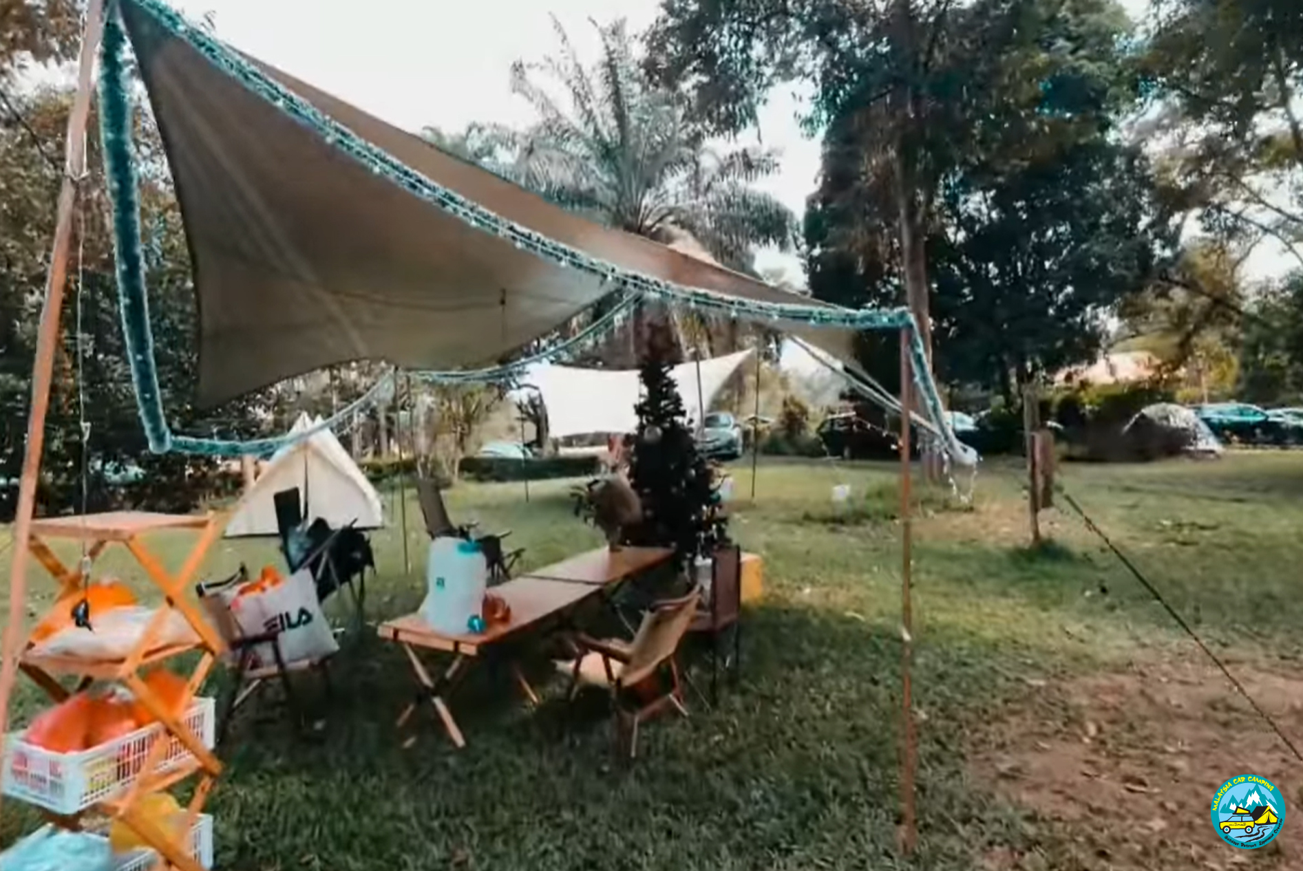christmas_car_camping_at_hammock_by_the_river_campsite_malaysia_car_camping_private_event_organizer-17