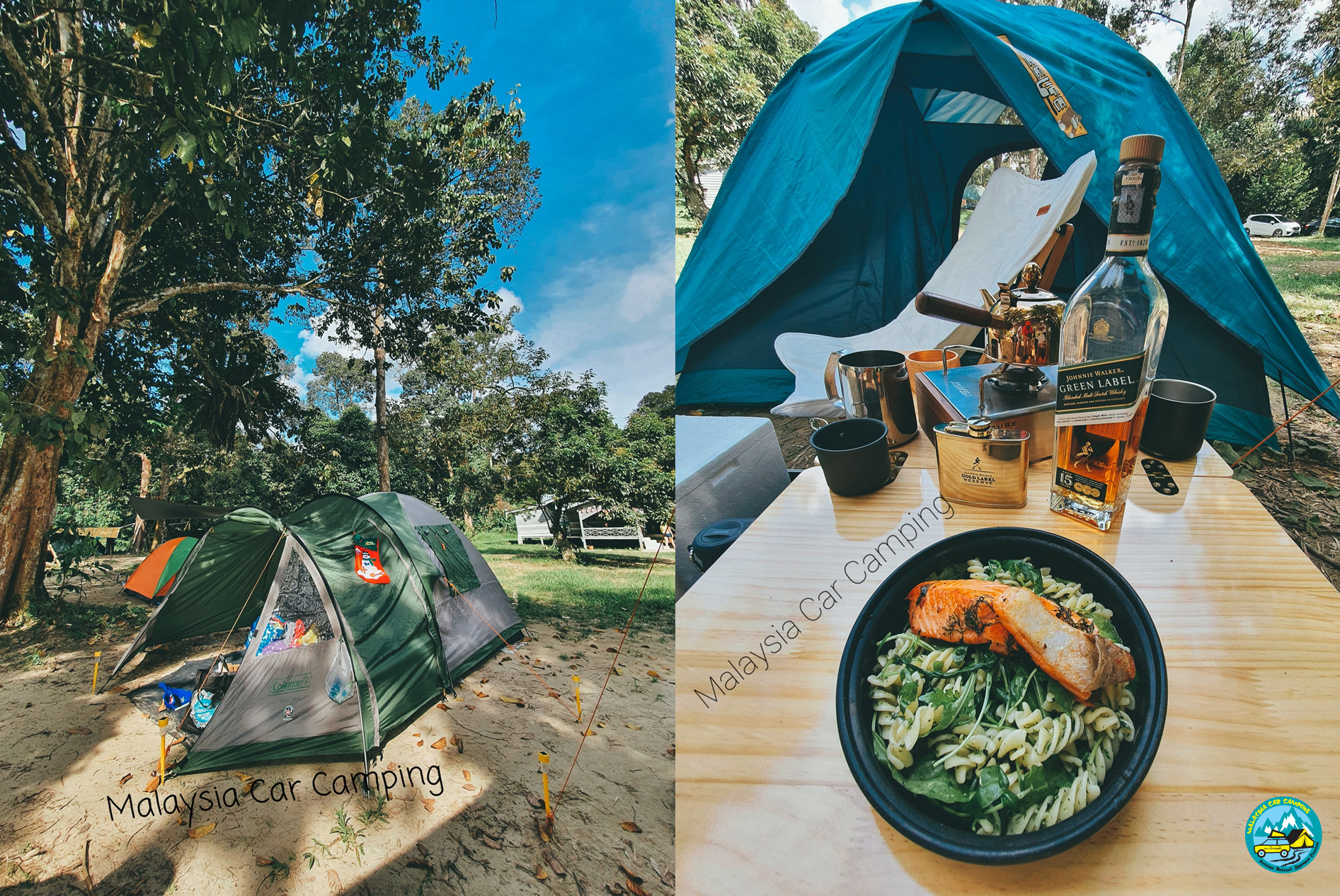 christmas_car_camping_at_hammock_by_the_river_campsite_malaysia_car_camping_private_event_organizer-19