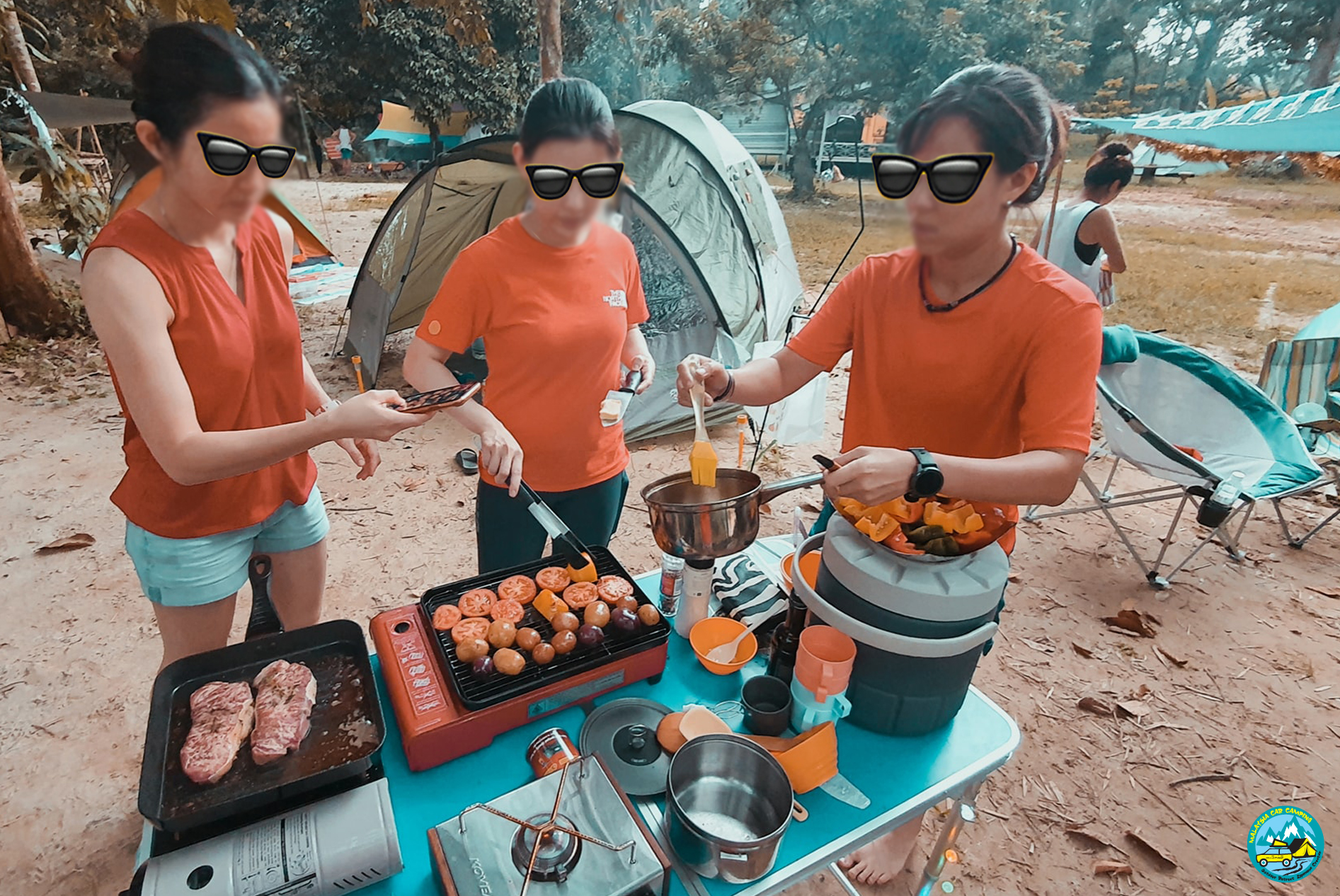 christmas_car_camping_at_hammock_by_the_river_campsite_malaysia_car_camping_private_event_organizer -2