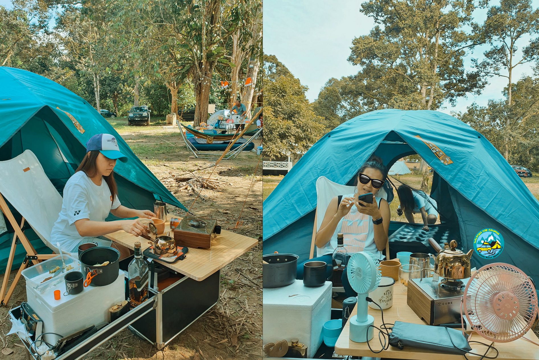 christmas_car_camping_at_hammock_by_the_river_campsite_malaysia_car_camping_private_event_organizer-8